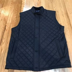 Brooks Brothers Quilted/Lined Vest XL